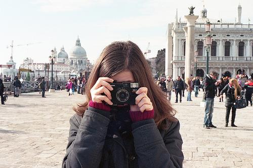 Dicas de câmeras fotográficas profissionais para iniciantes