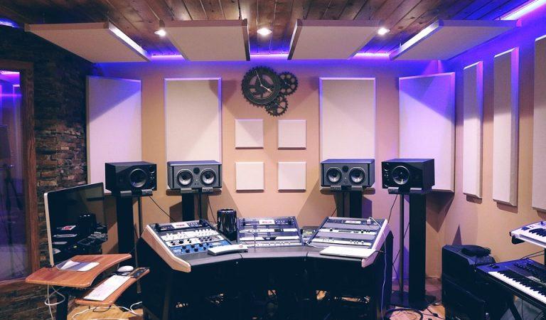 Montando seu estúdio de gravação: O que não pode faltar