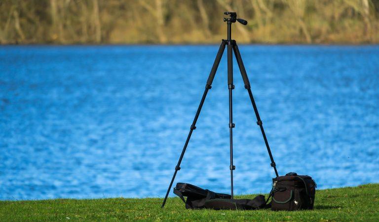 Tripé para câmera profissional: vale a pena?