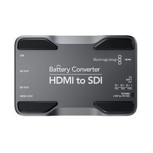 CONVERSOR COM BATERIA INTERNA HDMI PARA SDI BLACKMAGIC DESIGN 01