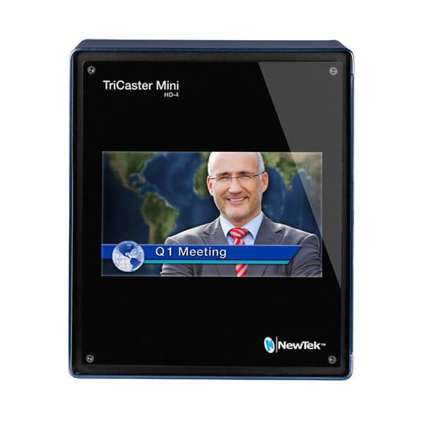 TRICASTER MINI HD-4I NEWTEK 01
