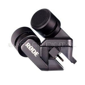 Conector de Microfone Estéreo i-XY R