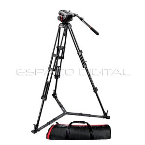 Kit com tripé 504HD+546B ED-KIT MANFROTTO