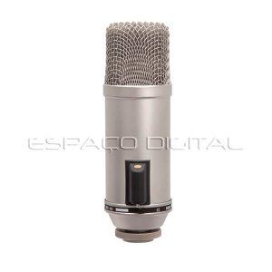 Microfone Broadcaster Condensador RODE