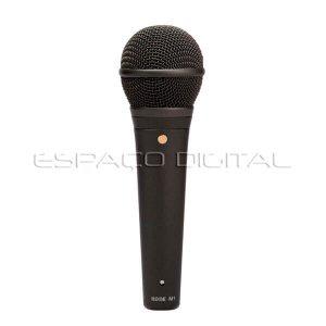 Microfone de Mão M1 RODE
