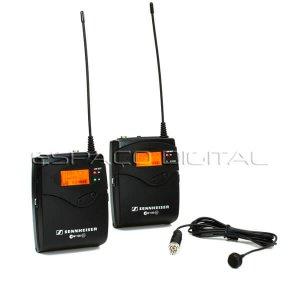 Microfone sem fio EW-122P G3 SENNHEISER