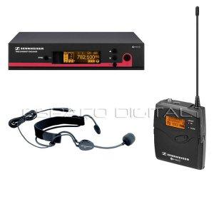 Microfone sem fio EW-152 G3 SENNHEISER