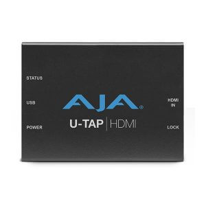 DISPOSITIVO DE CAPTURA U-TAP HDMI AJA 01