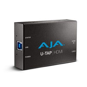 DISPOSITIVO DE CAPTURA U-TAP HDMI AJA 02