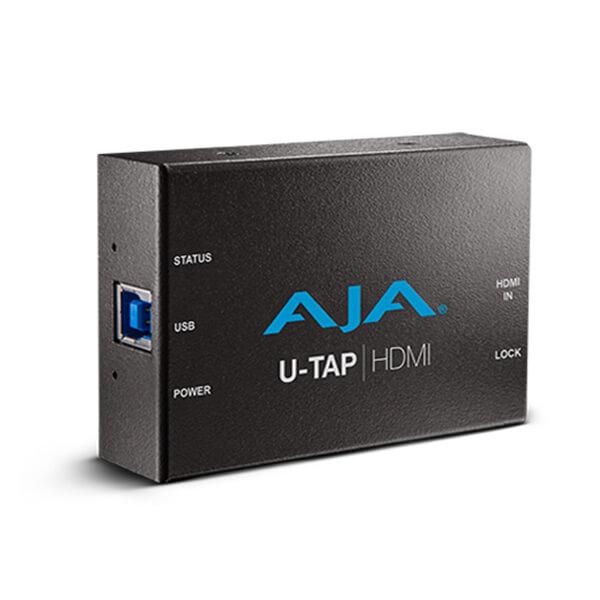DISPOSITIVO DE CAPTURA U-TAP HDMI AJA 02