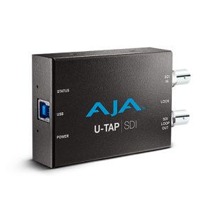 DISPOSITIVO DE CAPTURA U-TAP SDI AJA 02