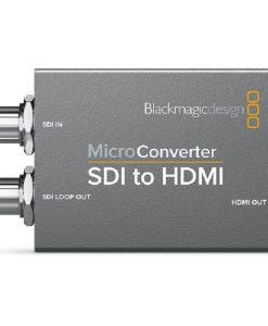 Micro Conversor Blackmagic SDI para HDMI | Espaço Digital