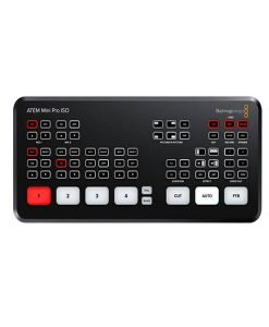 Atem Mini Pro ISO Blackmagic Design